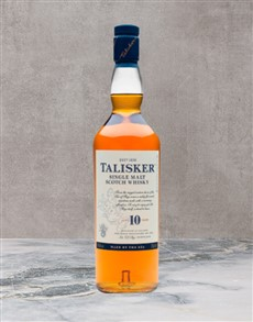alcohol: Talisker 10Yr Whisky 750Ml!