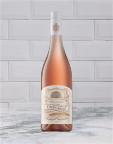 alcohol: Allesverloren Tinta Barocca Rose!
