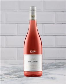 alcohol: Kwv Classic Shiraz Rose 750Ml!