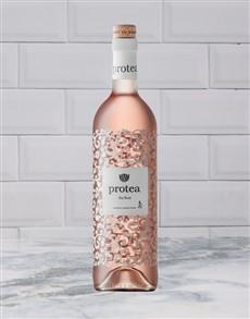 alcohol: Protea Rose 750Ml!