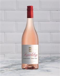 alcohol: Leopards Leap Chardonnay Pinot Noir 750Ml!