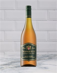 alcohol: Pierre Jourdan Tranquille 750Ml!