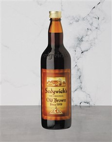 alcohol: Sedgwick Old Brown 750Ml!