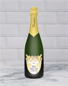 alcohol: Diva Champagne Rene Vincent Brut 750Ml!