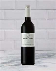 alcohol: Backsberg Merlot Kosher 750Ml!