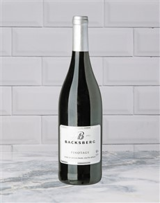 alcohol: Backsberg Pinotage Kosher 750Ml!