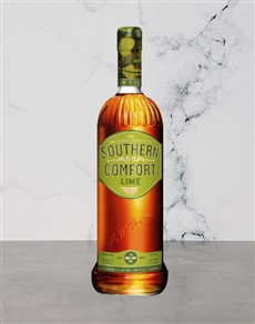 alcohol: Southern Comfort Lime 750Ml!