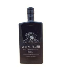 alcohol: Royal Flush Gin 750Ml!
