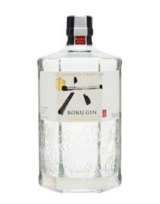 alcohol: Roku Gin 750Ml!