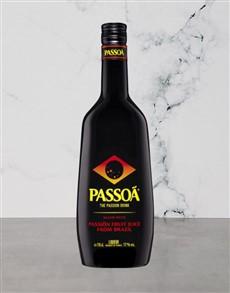 alcohol: Passoa Passion Fruit Liqueur 750Ml!