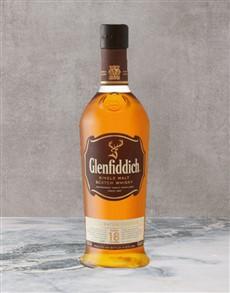 alcohol: Glenfiddich 18Yr Small Batch!