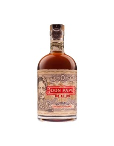 alcohol: Don Papa Aged Rum 750Ml!