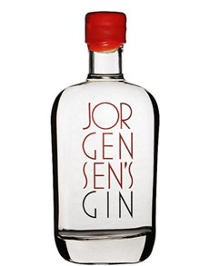 alcohol: Jorgensen Gin 750Ml!