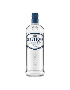 alcohol: Strettons Double Cut Gin 750Ml!