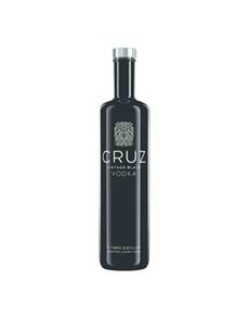 alcohol: Cruz Vintage Black Vodka 750Ml!