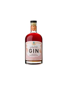 alcohol: Cape Town Gin Rooibos Red 750Ml!