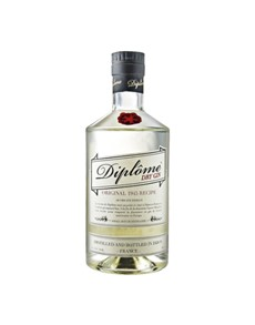 alcohol: Diplome Dry Gin Original 1945 Recipe 750Ml!