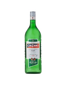 alcohol: Cinzano Dry 750Ml!