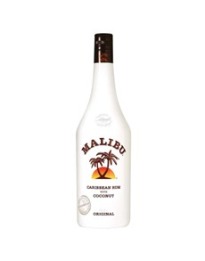 alcohol: Malibu 750Ml!