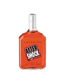 alcohol: After Shock Cinnamon 750Ml!