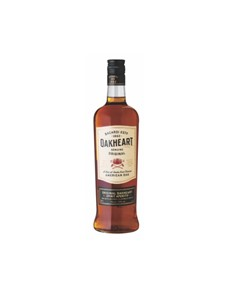 alcohol: Bacardi Oakheart 750Ml!