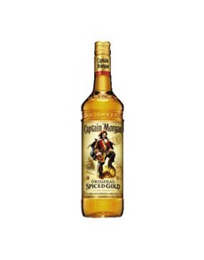 alcohol: Captain Morgan Spiced Gold 750Ml!
