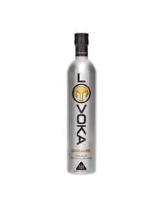 alcohol: Lovoka Vodka Caramel 750Ml!