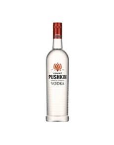 alcohol: Count Pushkin Vodka 750Ml!
