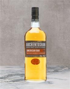 alcohol: Auchentoshan American Oak Scotch Whisky 750Ml!