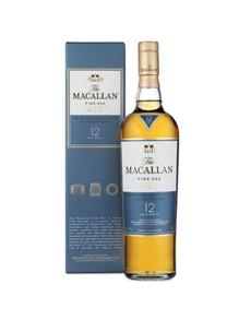 alcohol: Macallan 12Yo Triple Cask Fine Oak 750Ml!