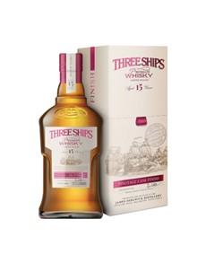 alcohol: Three Ships 15Yo Pinotage Oak 750Ml!