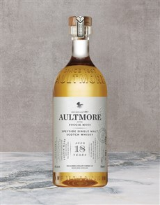 alcohol: Aultmore 18Yr 750Ml!