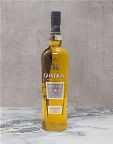 alcohol: Glen Grant 18Yr 750Ml!