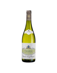 alcohol: A BICHOT CHABLIS 750ML !