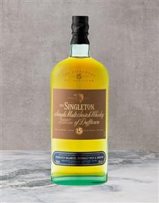 alcohol: The Singleton 15 Yo 750Ml!