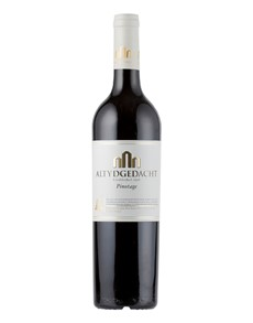 alcohol: ALTYDGEDACHT PINOTAGE 750ML !