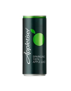 alcohol: APPLETISER CAN 330ML !