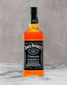 alcohol: Jack Daniels Black Label 750Ml!