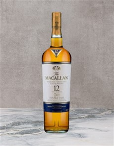alcohol: Macallan 12Yr Old Double Cask 750Ml!