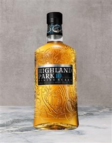 alcohol: Highland Park 10Yr Old 750Ml!