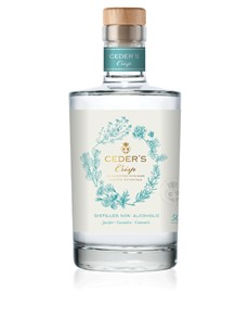 alcohol: CEDERS CRISPY NON ALC GIN 500ML !