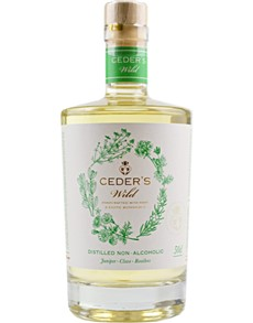 alcohol: CEDERS WILD NON ALC GIN 500ML !