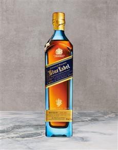alcohol: Johnnie Walker Blue 750Ml!