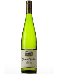 alcohol: CHATEAU STE MICHELLE RIESLING 750ML !