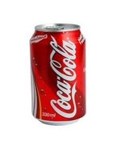 alcohol: COKE CAN 300ML !