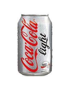 alcohol: COKE LITE CAN 300ML !