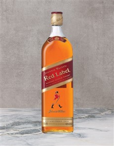 alcohol: Johnnie Walker Red 1L!