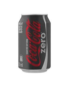 alcohol: COKE ZERO CAN 300ML !