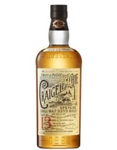 alcohol: CRAIGELLACHIE 13 750ML !