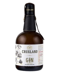 alcohol: CRUXLAND GIN 750ML !